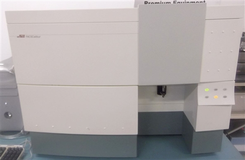 BD Biosciences 2 Laser FacsCalibur Flow Cytometer