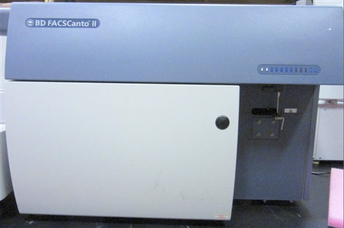 Image of BD-Bioscience-FacsCanto-II-Flow-Cytometer by Marshall Scientific