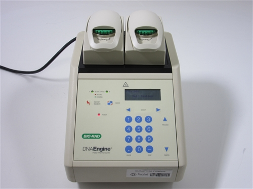 Biorad Dual 48 Well DNA Engine Thermal Cycler