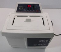 Branson 2510R-DTH Ultrasonic Cleaner