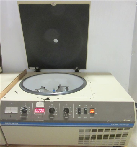 Image of Beckman-GS-6R by Marshall Scientific
