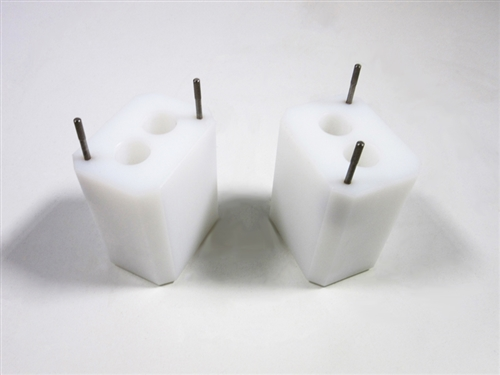 Eppendorf 2 x 15ml Conical Adapters for A-4-44 Rotor