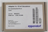 Eppendorf 4x10ml Vacutainer Adapters, Catalog # 022639269