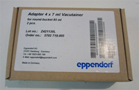 Eppendorf 4x7ml Vacutainer Adapters for A-4-38