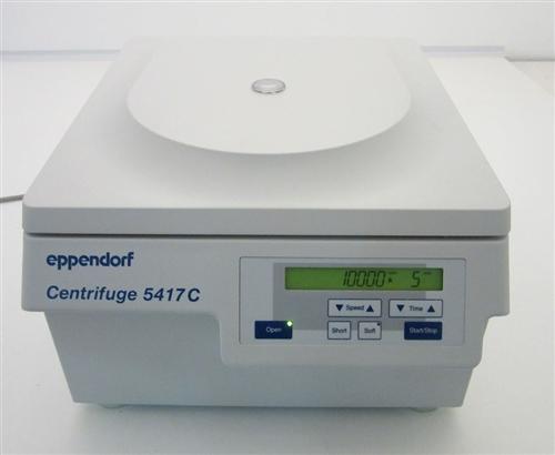 eppendorf  centrifuge marshall scientific