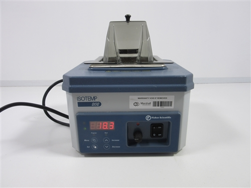 Fisher Scientific Isotemp 202 Digital Water Bath