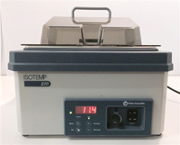 Fisher Scientific Isotemp 210 Digital Water Bath