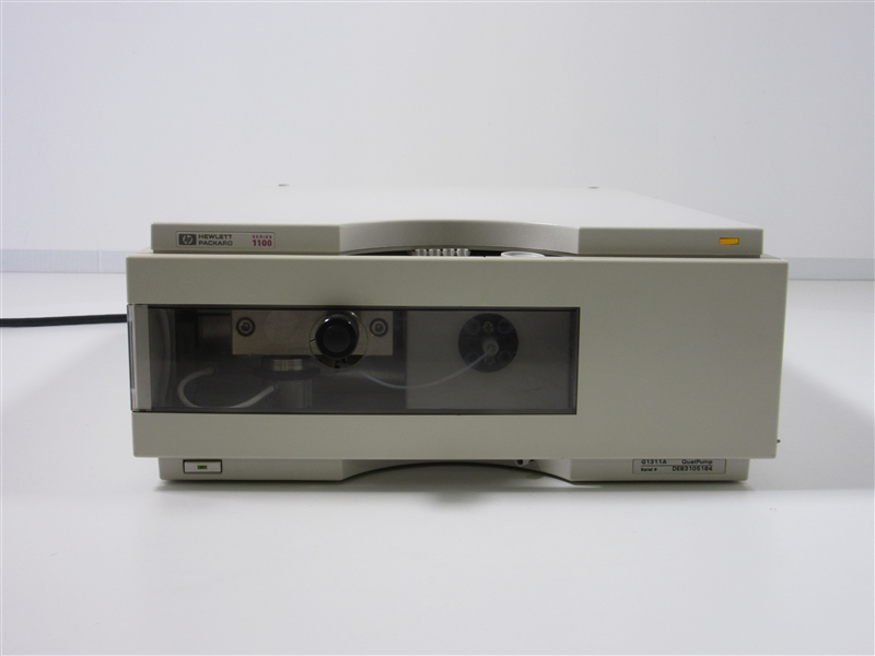 agilent 1200 pump manual