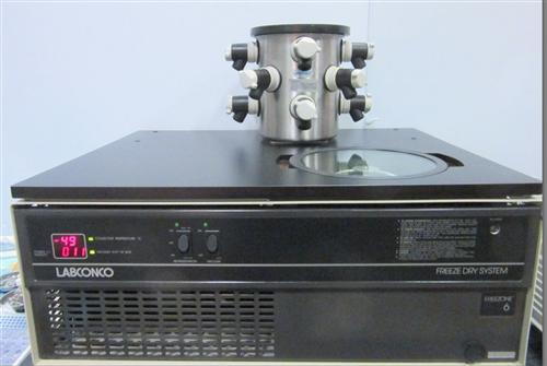 Labconco 6 Liter Benchtop Freeze Dry System