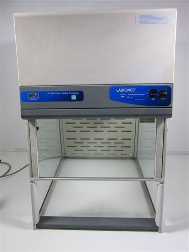 Labconco Purifier Class I Safety Enclosure 3980203