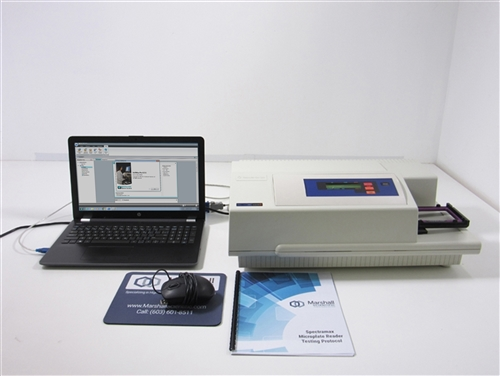 Molecular Devices Gemini XPS Fluorescent Microplate Reader