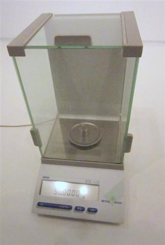 Mettler ab104 manual