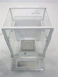 Mettler Toledo AT201 Analytical Balance