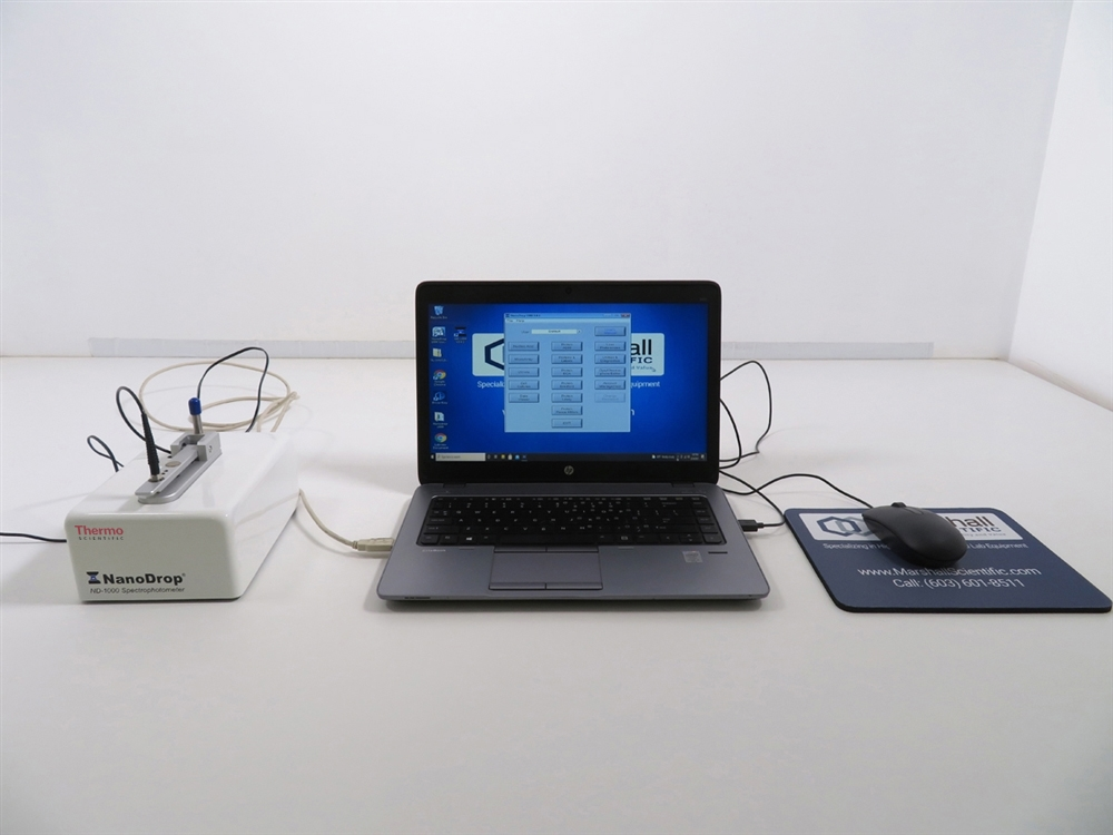 NanoDrop ND-1000 Spectrophotometer