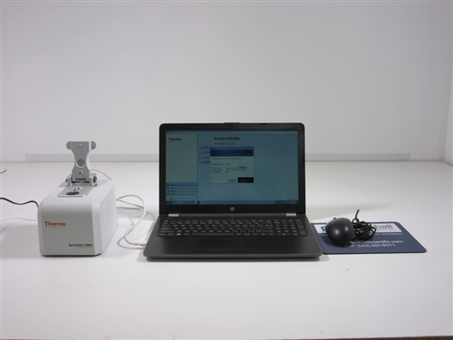 Thermo Scientific NanoDrop 2000 Spectrophotometer