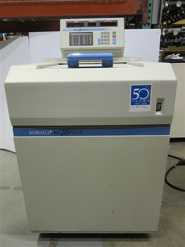 Sorvall RC26 Plus Refrigerated Centrifuge
