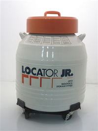 Thermolyne Locator Jr. Cryo Storage Tank