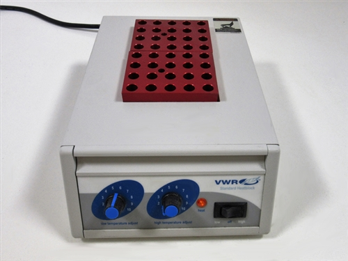 VWR Analog Heat Block, Cat. No. 13259-032