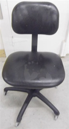 VWR Lab Stool, CAt # 80086-412