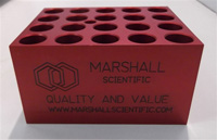 Modular Heating Block -  20 Position - 13.9mm