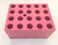 Modular Heating Block -  20 Position - 11mm