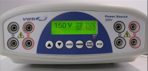 Vwr 300v Electrophoresis Power Supply Marshall Scientific