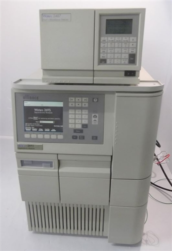 Waters 2695 HPLC System w/ UV Detector