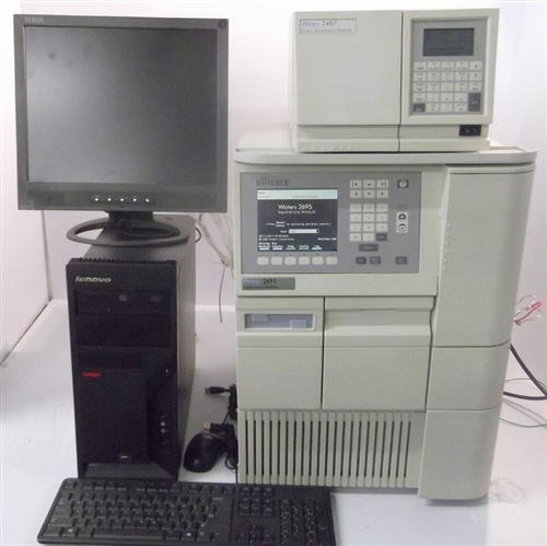 Waters 2695 HPLC System w/ PDA Detector