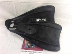 Najade Speed 400 Rubber Fins