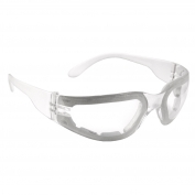 FOAM LINED Clear Anti-Fog Lens 12 Per Box