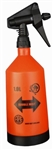 Orange 1 Liter Double Mister Trigger Sprayer