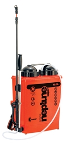 Orange 15 Liter Garden Sprayer