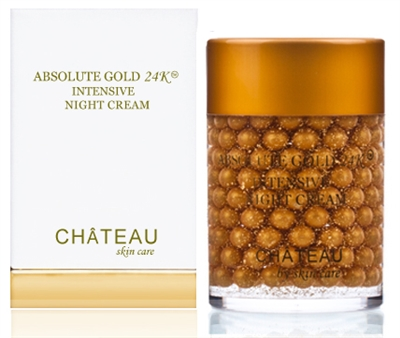 Absolute Gold 24K Intensive Night Cream