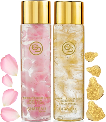Absolute Gold 24K Rose Petal Hydration Facial Toner