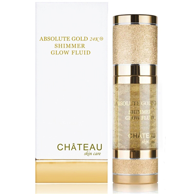 Absolute Gold 24K Shimmer Glow Fluid