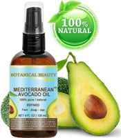 Botanical Beauty Avocado Oil Mediterranean