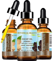 Botanical Beauty CACAY ( Kahai ) OIL