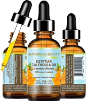 Calendula Oil Egyptian Botanical Beauty