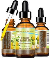 Botanical Beauty MARULA OIL WILD GROWTH RAW