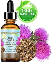 Botanical Beauty MILK THISTLE SEED OIL