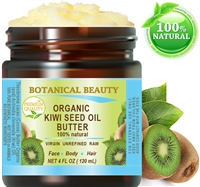 Botanical Beauty Organic Kiwi Seed Oil Butter