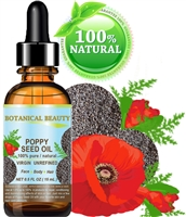 Botanical Beauty POPPY SEED OIL
