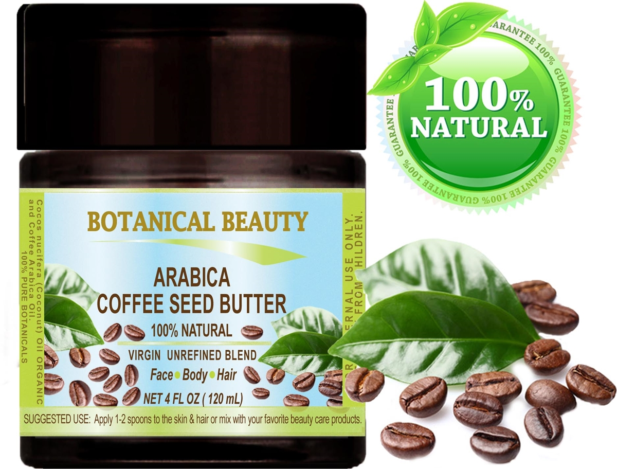 Arabica Coffee Seed Butter botanical beauty