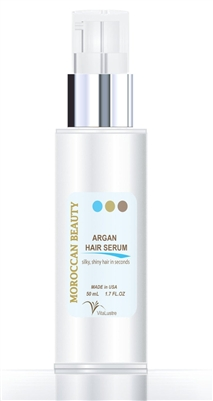 Argan Hair Serum Botanical Beauty
