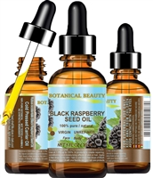 Botanical Beauty BLACK RASPBERRY SEED OIL