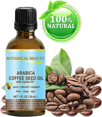 Botanical Beauty ARABICA COFFEE OIL