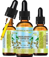 GREEN ARABICA COFFEE OIL Brazilian