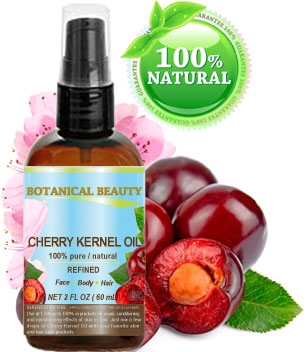 Botanical Beauty CHERRY KERNEL OIL