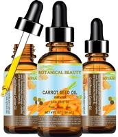 Botanical Beauty CARROT SEED OIL Natural
