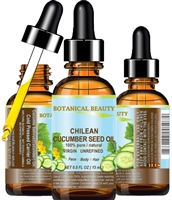 Chilean CUCUMBER SEED OIL 100% Pure virgin